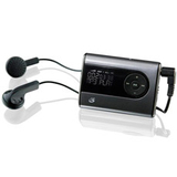 GPX MW240S 2 GB Black Flash MP3 Player