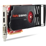 HP WL050AT FirePro V5800 Graphics Card - PCI Express 2.0 x16 - 1 GB GDDR5 SDRAM