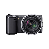 Sony alpha NEX-5 14.2 Megapixel Mirrorless Camera - Black NEX5AB