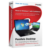 Parallels Desktop for Upgrading to Windows 7
