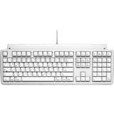 Matias TactilePro Keyboard - Wired - White