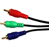Comprehensive Standard Series General Purpose 3 RCA Component Video Cable 12ft