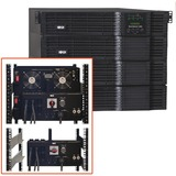 Tripp Lite SmartOnline SU12000RT4U Dual Conversion Online UPS - 12 kVA/8.40 kW - 4UTower/Rack Mountable