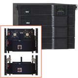 Tripp Lite SmartOnline SU12000RT4UHW Dual Conversion Online UPS - 12 kVA/8.40 kW - 4UTower/Rack Mountable