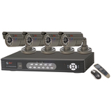 Q-see QR424-403-3 Video Surveillance System