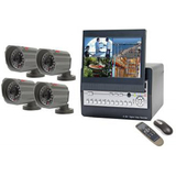 Q-see QR4274-418-3 Video Surveillance System