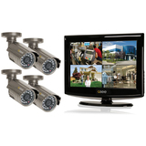 Q-see QR40198-403-5 Video Surveillance System