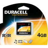 Duracell DU-CF-4096-R CompactFlash (CF) Card