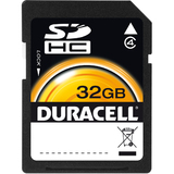 Duracell DU-SD-32GB-R Secure Digital High Capacity (SDHC)