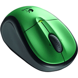 Logitech M305 Mouse - Optical Wireless - Green