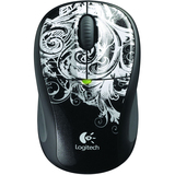 Logitech M305 Mouse - Optical Wireless