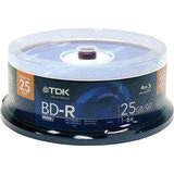 Imation 61705 Blu-ray Recordable Media - BD-R - 50 GB - 25 Pack Spindle
