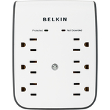 Belkin SurgePro BV106050-CW Surge Suppressor