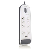 Belkin BV108200-06 Surge Suppressor - BV10820006