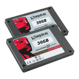 Kingston SNV125-S2BD/30GB-2P 30 GB Solid State Drive - 2 Pack