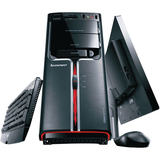 Lenovo IdeaCentre K305 0890-1DU Desktop Computer - 1 x Athlon II X4 630 2.8GHz - Tower