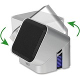 SIIG SoundWare MiniCube Speaker System - Silver
