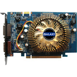 GALAXY 95TFE8DCICMM GeForce 9500 GT Graphics Card - PCI Express 2.0 - 512 MB DDR2 SDRAM