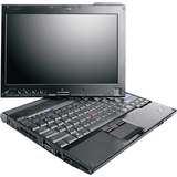 "Lenovo ThinkPad X201 31139CU 12.1"" LED Convertible Tablet PC - Wi-Fi - Intel - Core i5 i5-520UM 1.06GHz - Black 31139CU"