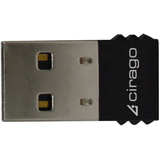 Cirago BTA6310 Bluetooth 3.0 - Bluetooth Adapter - BTA6310