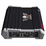 Power Acoustik CRYPT CPT1-1500 Car Amplifier - 500 W RMS - 1.50 kW PMPO - 1 Channel - Class AB