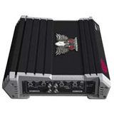 Power Acoustik CRYPT CPT4-1700 Car Amplifier - 150 W RMS - 1.70 kW PMPO - 4 Channel - Class AB