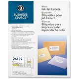 Business Source Mailing Inkjet Label 26127