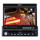 Sound Storm SD706MI Car DVD Player - 7 LCD - 340 W - Single DIN