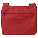 "Cocoon CMB352RD Carrying Case (Messenger) for 13"" Notebook - Racing Red"