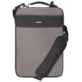 Cocoon CLS407GY Notebook Case - Neoprene, Ballistic Nylon - Gunmetal Gray