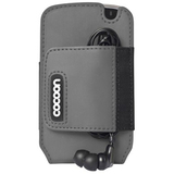 Cocoon CCPC50GY Carrying Case (Holster) for Smartphone - Gunmetal Gray