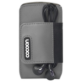 Cocoon CCPC52GY Carrying Case (Holster) for Smartphone - Gunmetal Gray