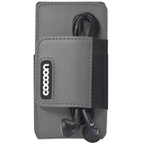 Cocoon CCPC60GY Carrying Case (Holster) for Smartphone - Gunmetal Gray