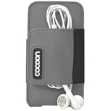 Cocoon CCPC70GY Carrying Case (Holster) for iPhone - Gunmetal Gray