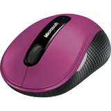 Microsoft 4000 Mouse - BlueTrack Wireless - Ruby Pink