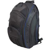 Mobile Edge EVO Laptop Backpack - Black / Blue