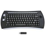 Ergoguys Wireless Keyboard Space Saver Optical Trackball