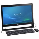 Sony VAIO VPCJ118FX/B Desktop Computer - Core i7 i7-620M 2.66 GHz - All-in-One