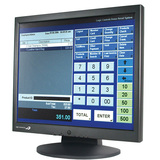 "Logic Controls LE1017 17"" LCD Touchscreen Monitor - 8 ms LE1017"