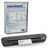 Ambir TravelScan Pro PS600-ME Card Scanner - 600 dpi Optical PS600-ME