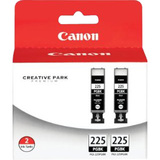 Canon PGI-225 Ink Cartridge - Black - 4530B007