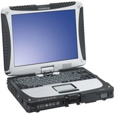 Panasonic Toughbook CF-19SJRZX2M 10.4' LED Notebook - Core i5 1.06 GHz, i5-520UM