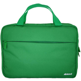 Inland 02432 Notebook Case - Polyester - Green
