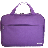 Inland 02433 Notebook Case - Polyester - Purple