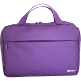 Inland 02493 Notebook Case - Polyester - Purple