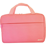 Inland 02495 Notebook Case - Polyester - Pink