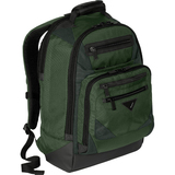 Targus A7 TSB16704US Notebook Case - Backpack - Tarpaulin, MicroFiber - Green