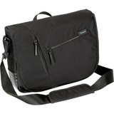 Targus TSM105US Notebook Case - Messenger - Nylon, Ripstop - Black