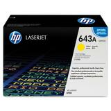 HP Q5952AG Toner Cartridge - Yellow