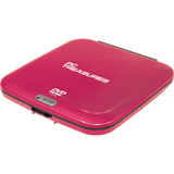PC Treasures 07253 DVD-Reader - Pink - External